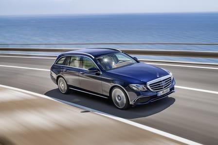 Mercedes-Benz Třída E Kombi (od 10/2016) 2.0, 135 kW, Benzinový, 4x4, Automatická převodovka