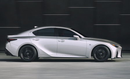 Lexus IS (XE2) F