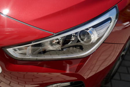 Hyundai i30 (od 01/2017) Trikolor Komfort