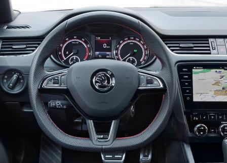 Škoda Octavia Combi RS 245 (od 01/2017)