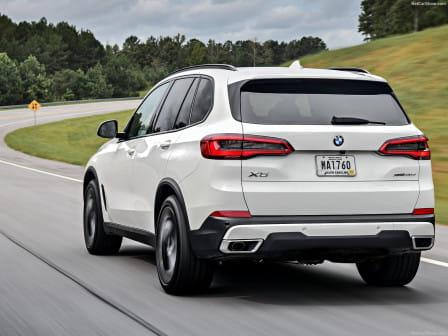 BMW X5 (od 11/2013)