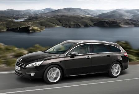 Peugeot 508 RXH (od 09/2014) 2.0, 133 kW, Naftový, Automatická převodovka