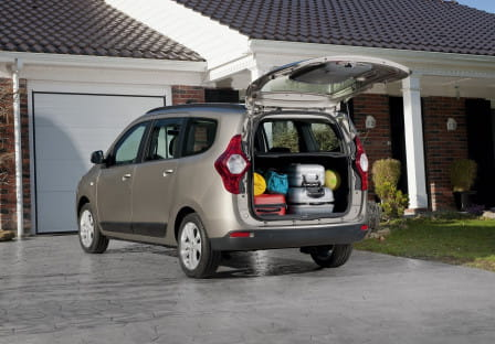 Dacia Lodgy SCe 100 Start/Stop Picknick