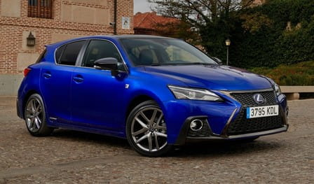 Lexus CT 200h Limited Edition Safety