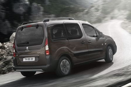 Peugeot Partner Tepee VTi 120 Outdoor