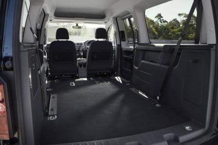 Volkswagen Caddy Kombi (od 06/2015) 1.4, 81 kW, Plynový