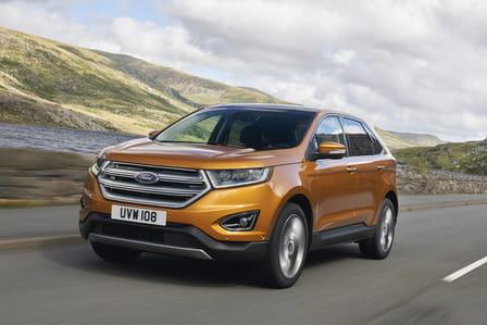 Ford Edge (od 06/2016) 2.0, 154 kW, Naftový, 4x4, Automatická převodovka
