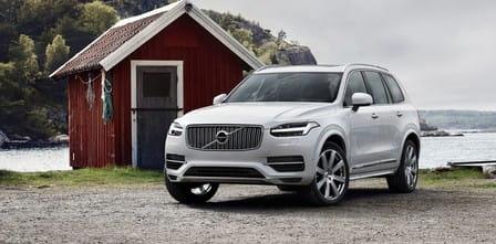 Volvo XC90 (od 01/2015) 2.0, 310 kW, Hybridní, 4x4, Automatická převodovka