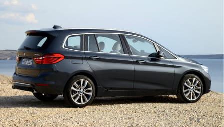 BMW Řada 2 Gran Tourer (od 06/2015) 2.0, 110 kW, Naftový, 4x4