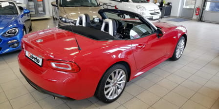 Fiat 124 Spider (od 06/2016) Lusso
