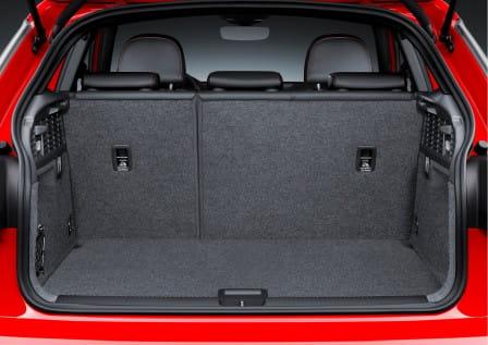 Audi Q2 (od 10/2016) 1.4 TFSI, 110 kW, Benzinový