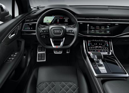 Audi SQ7 (od 09/2019)