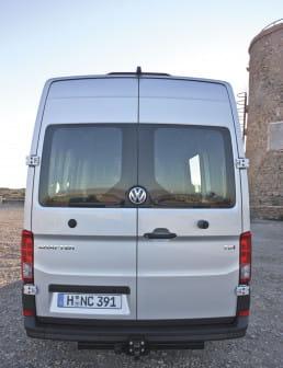 Volkswagen Crafter 35 Van