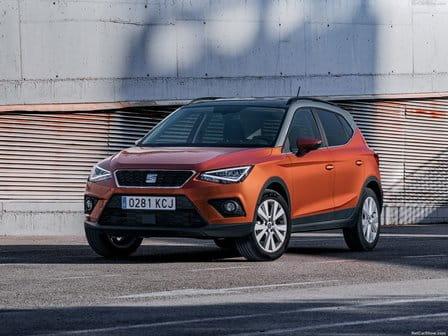 SEAT Arona (od 11/2017) 1.0, 85 kW, Benzinový, Automatická převodovka