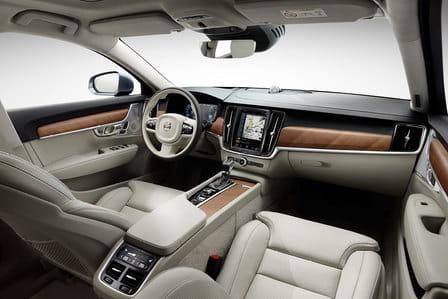 Volvo S90 (od 07/2016) 2.0, 184 kW, Benzinový, Automatická převodovka
