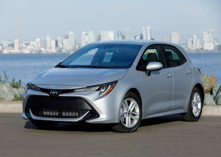 Toyota Corolla Hatchback (od 01/2019) 1.8, 90 kW, Hybrid, Automatická převodovka