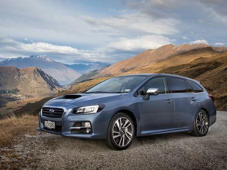 Subaru Levorg (od 09/2015)