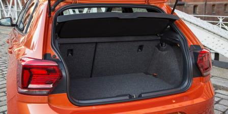 Volkswagen Polo (od 11/2017) 1.0, 55 kW, Benzinový