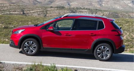 Peugeot 2008 (od 04/2016) 1.2, 60 kW, Benzinový