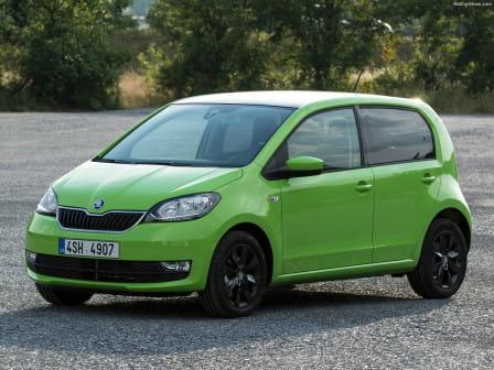 Škoda Citigo (od 06/2012) 1.0, 50 kW, Plynový
