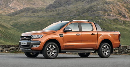 Ford Ranger 2.2 TDCi Super Cab XL 4x4
