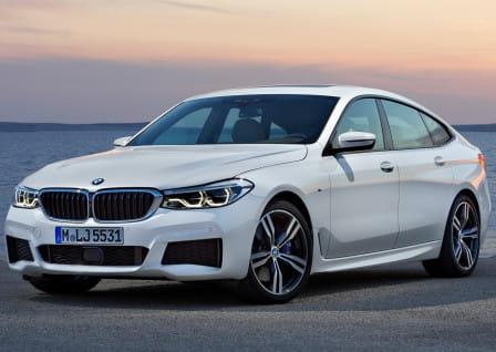 BMW Řada 6 Gran Turismo (od 11/2017)