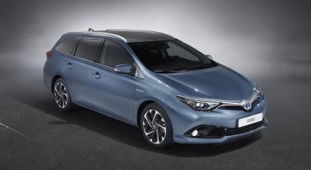 Toyota Auris Touring Sports (od 09/2015) 1.2, 85 kW, Benzinový
