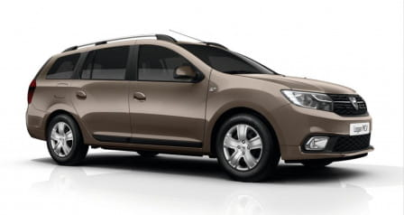 Dacia Logan MCV (od 11/2016) 1.0, 54 kW, Benzinový