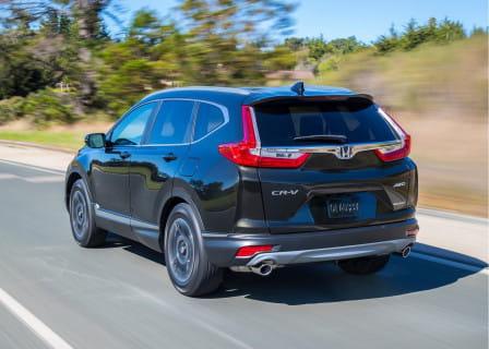 Honda CR-V (od 03/2015) 1.6, 118 kW, Naftový, 4x4, Automatická převodovka
