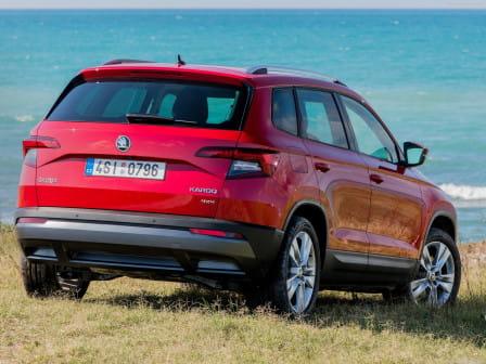 Škoda Karoq (od 07/2017) 1.0, 85 kW, Benzinový, Automatická převodovka