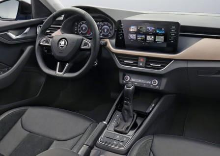 Škoda Scala (od 01/2019) 125 LET