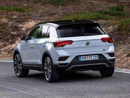 Volkswagen T-Roc (od 11/2017) 2.0, 140 kW, Benzinový, 4x4, Automatická převodovka