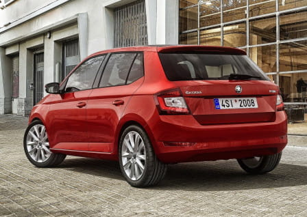 Škoda Fabia (od 07/2018) Ambition Plus