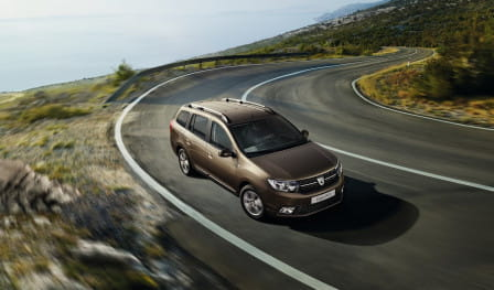 Dacia Logan MCV (od 11/2016) 0.9, 66 kW, Benzinový