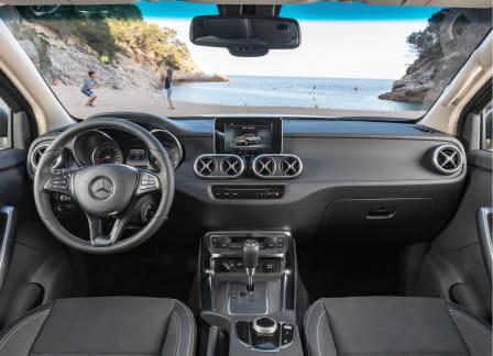 Mercedes-Benz Třída X (od 11/2017) 220 d, 2.3, 120 kW, Naftový