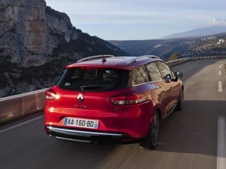 Renault Clio Grandtour (od 06/2016) 1.5, 66 kW, Naftový, Automatická převodovka