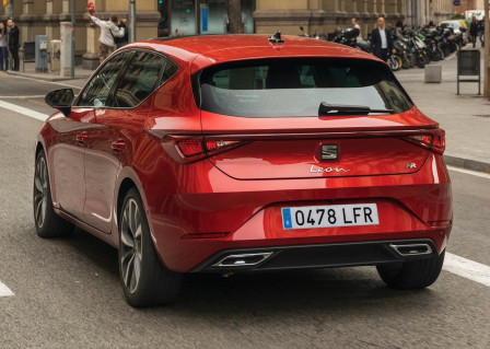 SEAT Leon (od 05/2020) Reference