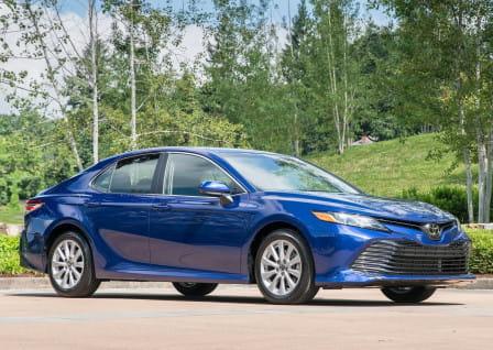 Toyota Camry (od 01/2018) 2.5, 130 kW, Hybridní, Automatická převodovka