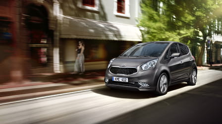 KIA Venga 1.6 CRDi 128 Dream-Team Edition