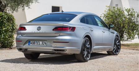 Volkswagen Arteon (od 06/2017) 2.0, 206 kW, Benzinový, 4x4, Automatická převodovka