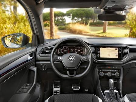 Volkswagen T-Roc (od 11/2017) 1.5, 110 kW, Benzinový