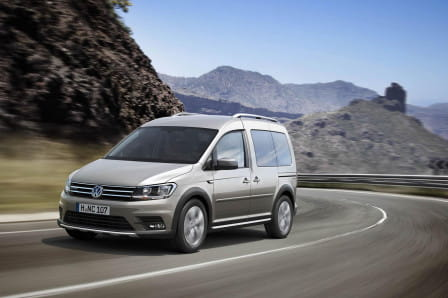 Volkswagen Caddy III Beach (od 06/2015)