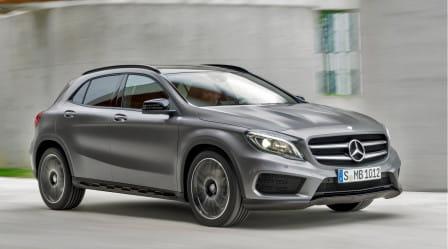 Mercedes-Benz GLA (od 01/2017) 1.5, 80 kW, Naftový, Automatická převodovka