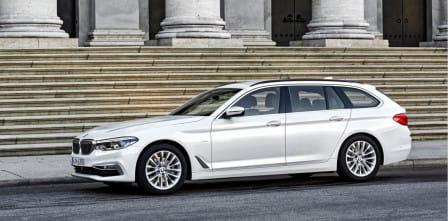 BMW Řada 5 Touring