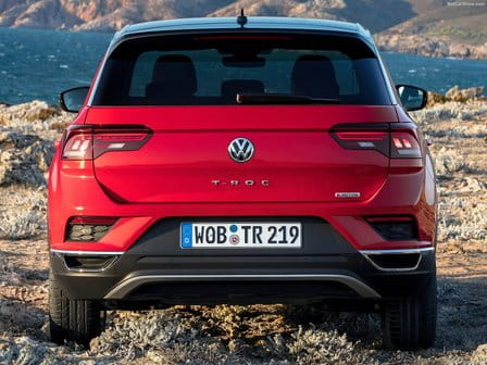 Volkswagen T-Roc (od 11/2017) Design