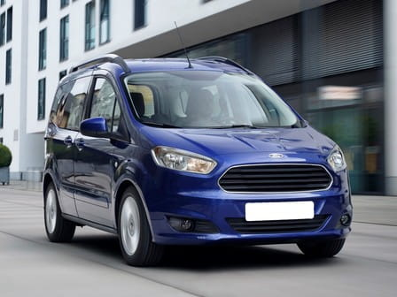 Ford Tourneo Courier (od 06/2014)