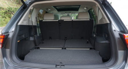 Volkswagen Tiguan (od 04/2016) 1.4 BMT, 110 kW, Benzinový, Automatická převodovka