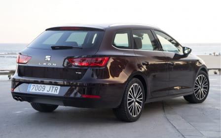 SEAT Leon ST (od 11/2016) 1.4, 81 kW, Plynový