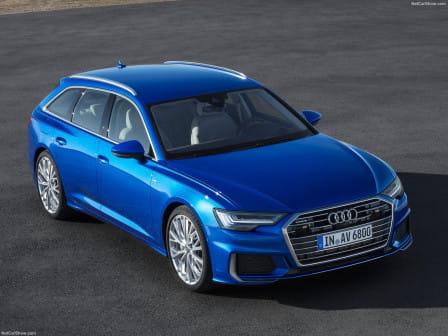 Audi A6 Avant (od 10/2014) 2.0 TFSI, 185 kW, Benzinový, Automatická převodovka