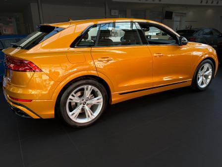 Audi Q8 (od 07/2018) S-line